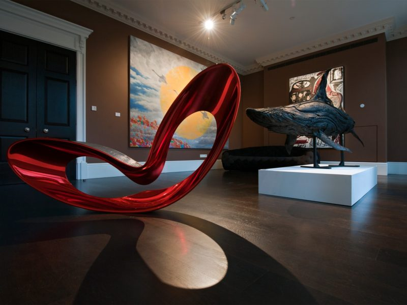 House of the Nobleman 2010, Ron Arad,