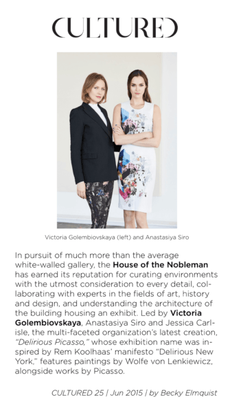 House of the Nobleman in Cultured